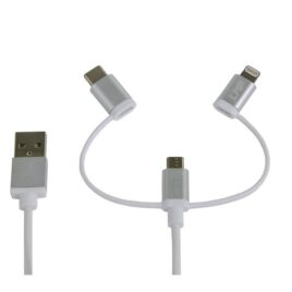 3-in-1 USB Ladekabel